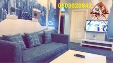 شقة مؤثـثـة اثاث كامل للايجار الشهري في جدة