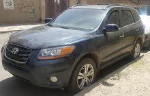للبيع سيارة سنتافي موديل 2011 نظيف جداً