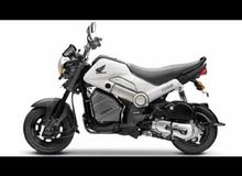 Honda motorbike made in 2018