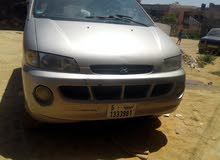 Manual Hyundai 2001 for sale - Used - Tripoli city