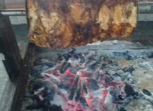 اسط شاورما ليبي متواجد في طرابلس شاورما فحم وغار