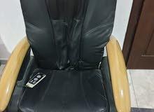 كرسي مساج شغال
