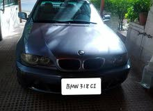 Used condition BMW 318 2004 with 160,000 - 169,999 km mileage
