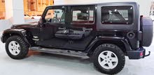 Wrangler Sahara Unlimited 4/4 Model 2009