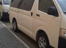 100,000 - 109,999 km Toyota Hiace 2014 for sale