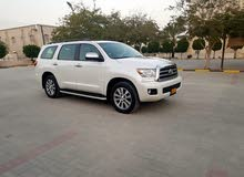 Toyota Sequoia car for sale 2013 in Barka city
