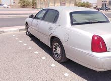Automatic Silver Lincoln 2000 for sale
