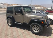 Manual Jeep 2004 for sale - Used - Muscat city