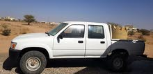 1990 Used Hilux with Manual transmission is available for sale