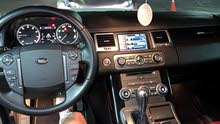 White Land Rover Range Rover Sport 2013 for sale