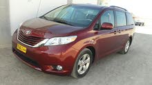 Gasoline Fuel/Power   Toyota Siena 2013