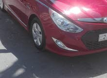 Automatic Maroon Hyundai 2012 for sale