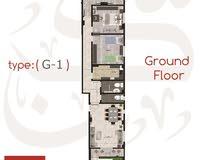 apartment Ground Floor in Cairo for sale - Shorouk City