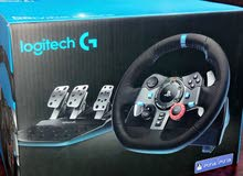 Logitech G29 And shifter ps4/ps3/ PC