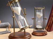 ساعة رملية قديمة