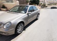 Mercedes Benz E 200 2005 for sale in Amman