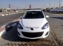 MAZDA 2 GCC 2014 FULL AUTOMATIC 1.5