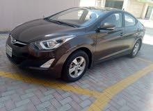 Hyundai Elantra 2016 (Bahrain Dealer Car)