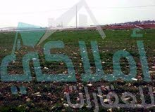 قطعة ارض استثمارية مميزة على طريق المطار حوض مارس زيدان اللبن للبيع
