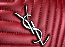 YSL Red Bag with Box A+ quality