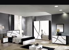 غرف نوم ايطالية اسمها ( ميلانو سحاب ) ابيض  H