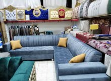 sale l shap sofa brand new