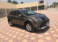 Gasoline Fuel/Power   Toyota RAV 4 2013