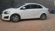 Chevrolet Sonic made in 2014 for sale