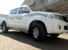 FOR RENT للايجار  DOUBLE CABIN 4*4 HILUX FOR RENT on monthly as well as yearly