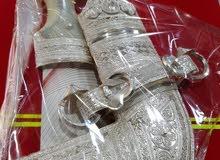 خنجر سعيدي مع نصله عمانيه