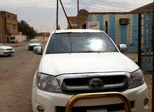 For sale Toyota Hilux car in Sabha