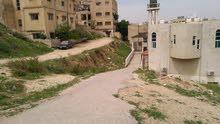ارض للبيع في عمان الذراع الغربي مطله على الشارع الجديد 300 متر مربع