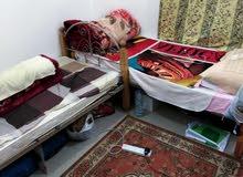 سرير بحالة جيدة للبيع
