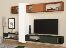 طاولة تلفزيون 3 الوان Liona