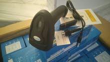 Barcode Reader /Barcode Scanner Wireless  قاري باركود وايرلس/ سعر معقول و جودة عالية
