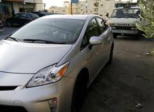 Renting Toyota cars, Prius 2015 for rent in Irbid city