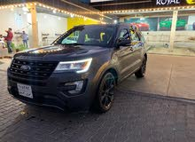 Ford Explorer 2017 Black Edition