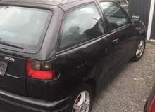 SEAT Ibiza 1998 For sale - Black color