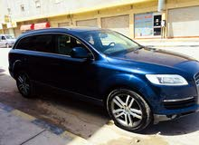 Audi Q7 made in 2009 for sale