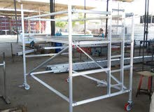 Aluminium Scaffolding and Ladders