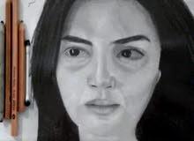 أرسم صورتك الشخصيه باعلى جوده مع الفنان مصطفى عادل