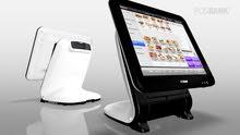 اجهزة كاشير للمطاعم ومحلات التجزئة موازين باركود طابعات حرارية ورق حراري