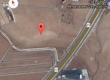 للبيع ارض 600 م شارعين في رجم الشامي الغدير