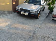 Manual Silver Nissan 1987 for sale