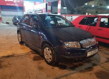 Gasoline Fuel/Power   Skoda Fabia 2003