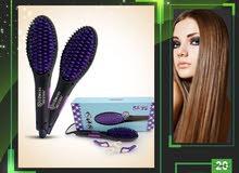 فرشاة الشعر Dsp   الحرارية