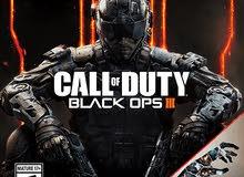 مطلوب Call of duty black ops 3 للبيع