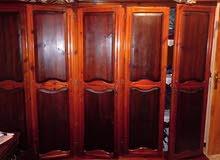 أثاث غرفة نوم مستعملة ل البيع