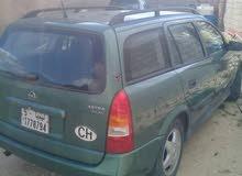 Gasoline Fuel/Power   Opel Astra 2000