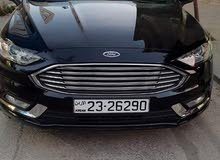 Ford Fusion 2017 For sale - Black color